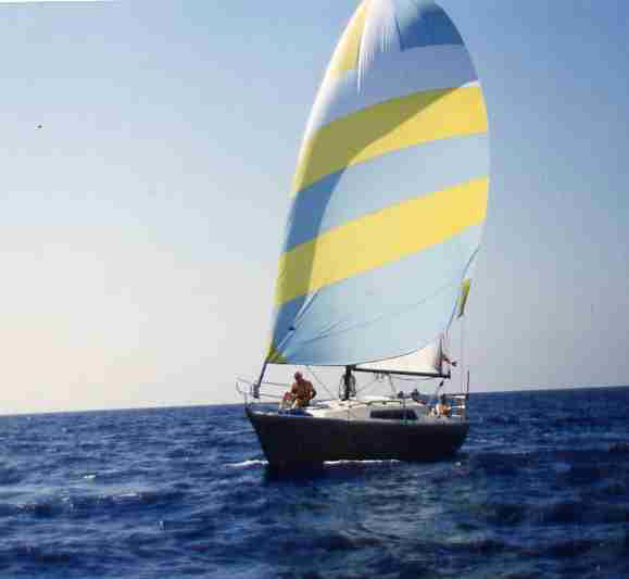 Cobra 850 cruising yacht for sale in Cyprus