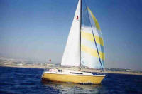 Cobra 850 sloop for sale.