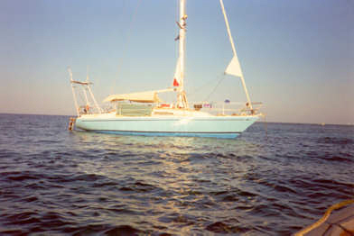 Comfort 30  Swedish sailing yacht for sale