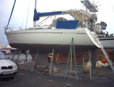 Moody 336 yacht for sale